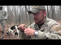 Man Trapping for SERE, This video shows you how to take a normal bushcraft animal trap and turn it into a very efficient man trap for deterring tracking teams