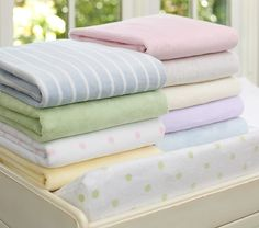 Changing Pad & Chamois Cover | Pottery Barn Kids