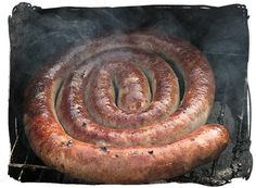 The South African food scene offers a fascinating variety of delicious dishes. Join us on an exciting South Africa food safari. South African Dishes, South African Recipes, Farmer Sausage, Braai Recipes, Homemade Sausage Recipes, Biltong, World Recipes, Tasty Dishes, The Best
