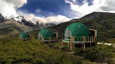 Photo of Ecocamp Patagonia, Torres del Paine National Park