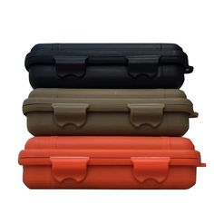 1PC Outdoor Activity Shockproof Waterproof Airtight Survival Case Container Storage Carry Box  3 Colors