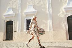 This Lookbook Is Giving Us Insane Wanderlust #refinery29  http://www.refinery29.com/net-a-porter-spring-lookbook#slide-7