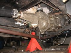 ford f100 5 speed conversion
