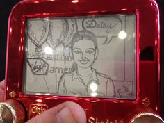 LAX - World's Fastest Etch-A-Sketch