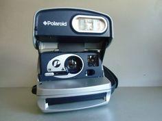 Polaroid P -  Sofortbild Kamera von susduett  auf DaWanda.com