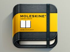 Moleskine by Carlos RocafortRocafort Rocafort (Valencian: [ˌrɔkaˈfɔɾt]) is a municipality in the comarca of Horta Nord in the Valencian Community, Spain. Rocafort is served by Rocafort station, on line 1 of the Metrovalencia railway system. Mobile App Icon, Ios App Icon, Mobile Ui, App Icon Design, Logo Design, Flat Design, Application Icon, Computer Icon, Home Icon