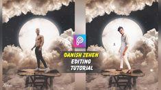Danish Zehen Photo Editing Tutorial in PicsArt Studio Background Images, Light Background Images, Editing Background, Edit Instagram Post, Instagram Photo Editing, Latest Instagram, Photo Cutout, Photography Studio Background, New Backgrounds