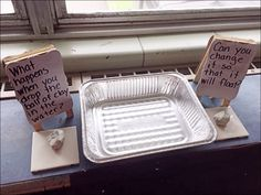 Inquiring Minds: Mrs. Myers' Kindergarten: Inquiring About What Makes Something Sink or Float