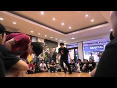 BKC VS TETSUHIKO OF LIBERTY   Break Of Liberty Vol1 - YouTube