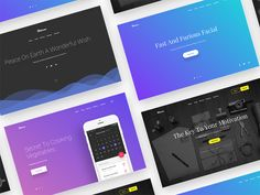 Free header/hero backgrounds slides - Sketch designed by Divan Raj for UIsumo. the global community for designers and creative professionals. Web Dashboard, Ui Web, London Calling, Iphone 5c, Typography Inspiration, Graphic Design Inspiration, Hotel App, Web Design Examples, Phone Background Patterns