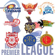Indian Premier League 'IPL', which has been a tale of phenomenal success since its come from entered the season started at 3 April in India. Cricket Logo, Chennai Super Kings, Team Mascots, Tiger Art, Great Logos, Sports Logos, Best Player, Pepsi, Premier League