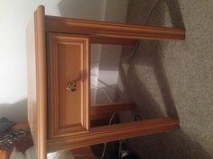 Bedside table £5 | Chatham, Kent | Gumtree