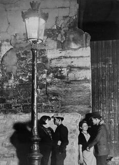 Brassai, Paris, 1930s.