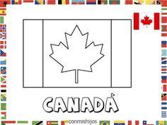 Bandera de Espaa Dibujos de banderas para pintar  Ideas cole