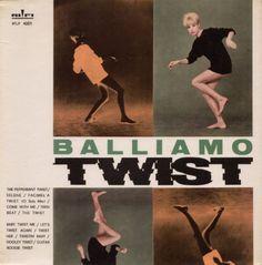 LP Ri-Fi Italy Various Artist 1962
