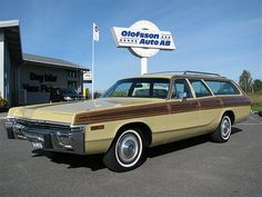 1973 Dodge Monaco wagon