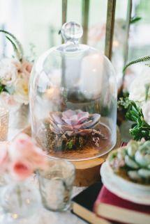 Whimsical English Garden Wedding | Photos
