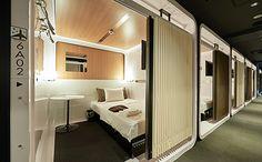 カプセルホテルのようで、カプセルホテルではない。ビジネスホテルのようで、ビジネス - Yahoo!ニュース(ITmedia ビジネスオンライン)