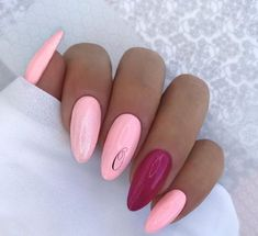Most Beautiful Pastel Nail Ideas 2019 60 photos NALOADED is part of nails - Pastel Nail Ideas 2019 are trending for a jiffy not and it appears that this trend is here to remain Classy Nails, Stylish Nails, Trendy Nails, Pastel Nails, Cute Acrylic Nails, Pink Nails, Shellac Nails, Nail Manicure, Dream Nails