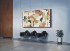 Eames Chair Lobby