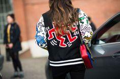 On the Streets of Milan Fashion Week Fall 2014  - Milan Street Style