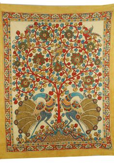 Kalamkari Painting – Desically Ethnic
