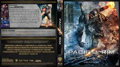 Blu Ray Movies, Pacific Rim, Cover Design, Book Covers, Anime, In This Moment, Movies, Pacific Coast, Cartoon Movies