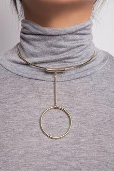"""Hadara Collar"" Rue Gembon"
