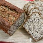 Leinsamenbrot Low Carb