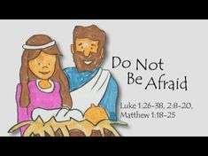 "Kidswise presents a speed drawing based on Matthew 1 and Luke 1-2 looking at the birth of Jesus. ""We have nothing to fear... God's Saviour has been born!"" Great for Christmas!"