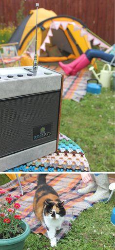 big night in v festival at home glastonbury latitude camping radio tv bbc iplayer wellies 2013