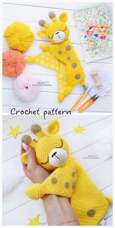 2019 All Best Amigurumi Crochet Patterns - Amigurumi Free Pattern The most admired amigurumi crochet toy models in 2019 are waiting for you in this article. The most beautiful amigurumi toy patterns are all on this site.Baby crochet teethers and paci Crochet Bunny Pattern, Crochet Lovey, Crochet Baby Toys, Newborn Crochet, Crochet Patterns Amigurumi, Crochet Blanket Patterns, Crochet Animals, Baby Blanket Crochet, Baby Patterns