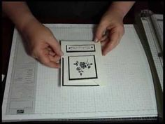 Folded Corner Card - YouTube