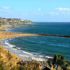 San Agustín, Las Burras, Playa del Inglés.
