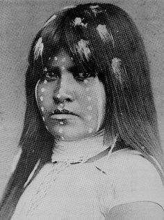 Mollie Juana - Pima - circa 1880