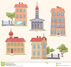 vintage building - Поиск в Google