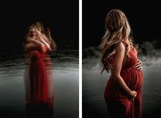 The Ciurdar Family // Boho Lakeside Maternity Session » Kandis Marino Photography