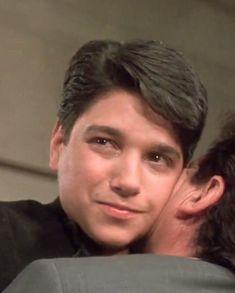 Gorgeous Men, Beautiful Boys, Kids Fans, Michael J Fox, Ralph Macchio, Oddly Satisfying Videos, Fluffy Hair, 90s Movies, My Soulmate