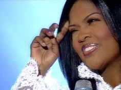 ALABASTER BOX (LIVE) - CECE WINANS//When she sings, you can tell she has been in the presence of God