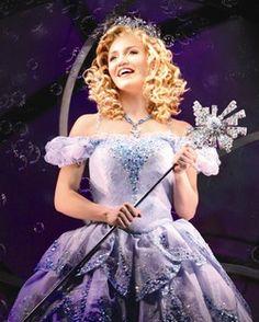Annaleigh Ashford as Glinda