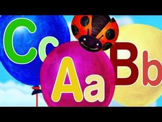 "▶ ABC Songs for Children - ""ABC Song with Cute Ending"" New Version - YouTube"