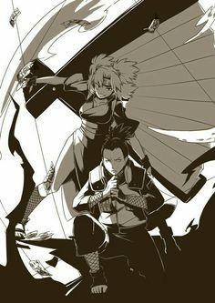 Temari and Shikamaru :3