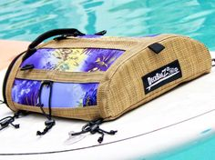 """Have you seen the #vibrant color of our """"Haole Purple"""" #deckbags ? See it at www.DeckBagZ.com"""