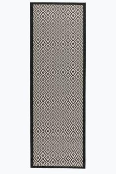 Ellos Home Gåsöga-matto 80x240 cm
