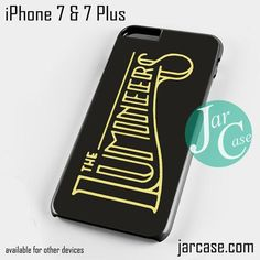 The Lumineers Logo Phone case for iPhone 7 and 7 Plus