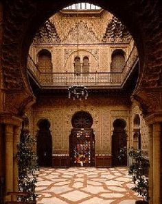 Moorish Architecture