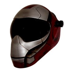 Custom Painted EFP Welding Mask. Someday when I get to art metal welding, I want this!