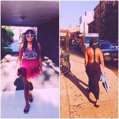 Violet in Review: 2015 in Outfits - click through for more style!