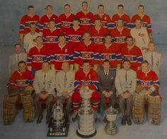 Montreal Canadiens - Stanley Cup Champions HockeyGods strives to untie hockey fans from across the globe covering all types of hockey imaginable. Hockey Pictures, Team Pictures, Team Photos, Hockey Games, Hockey Players, Ice Hockey, Montreal Canadiens, Stanley Cup Champions, Good Old Times