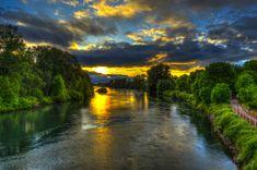 Willamette River Trail—Eugene, Oregon